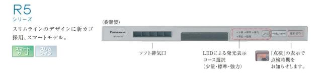 Panasonic ビルトイン食器洗い乾燥機 NP-45RS7K 商品説明